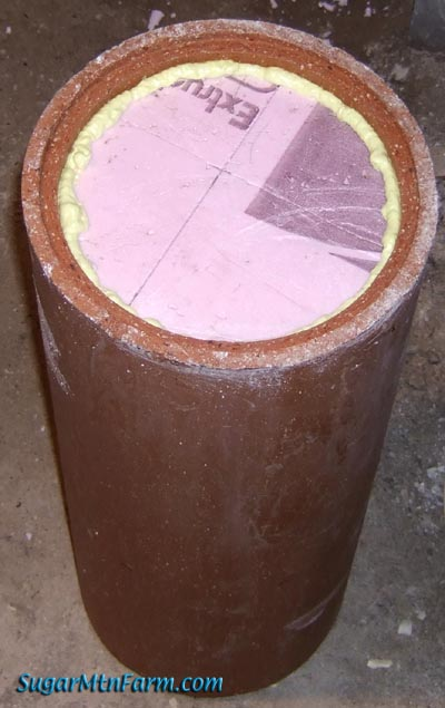 Fire Clay Pipe