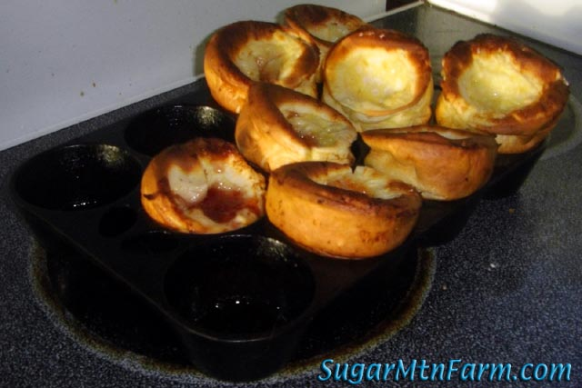 ... names such as dutch babies flan and puff pancakes rather like