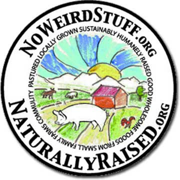Previously CNG Certified Naturally Grown - now NaturallyRaised.org and NoWeirdStuff.org